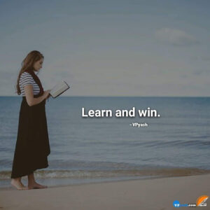 Read more about the article Learn & Win – Motivational Quotes