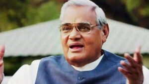 Read more about the article The Great Leader Atal Bihari Vajpayee