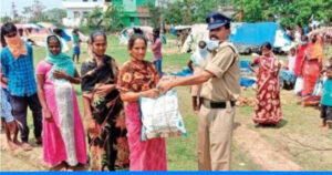 This police constable helps 30 needy people every month with his salary