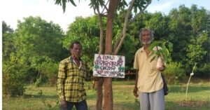 Inspirational Story of a  75-Year-Old 'Tree Teacher' who planted 30,000 Trees