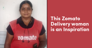Read more about the article Ms. Uma, Zomato delivery woman, The real Karamveer