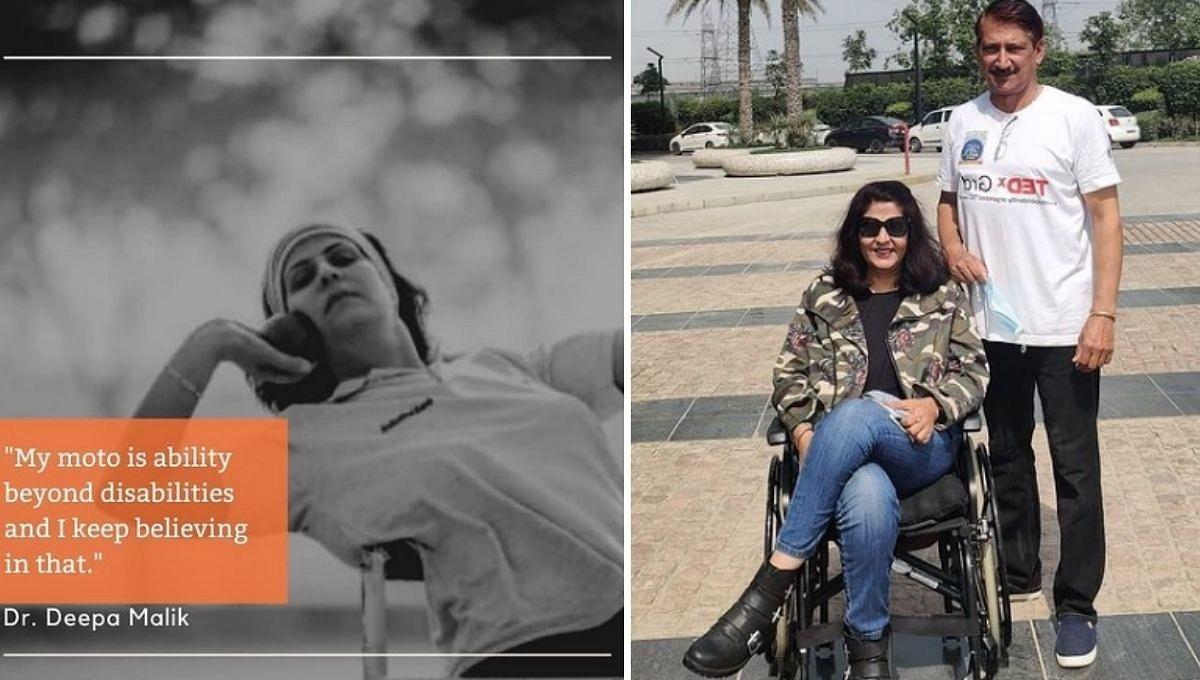 You are currently viewing Inspirational Story – कहानी उस पैराएथलीट की जिसने अपनी कमजोरी को ताकत बनाया, भारत के लिए पैरालम्पिक में मेडल जीतकर लाईं